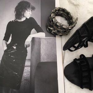 Vintage Style Snake Bracelet